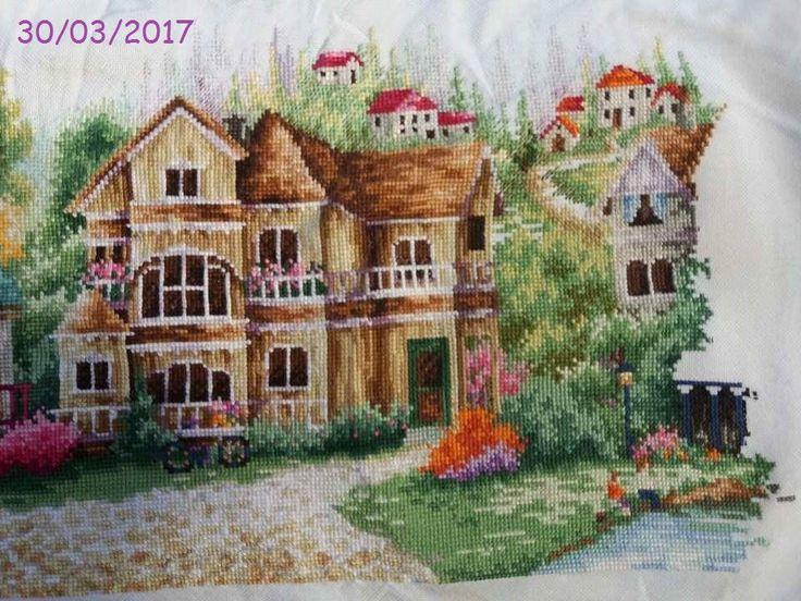 A Green Village, de DÔME - Etape n°26 du 30 mars 2017 (détails)