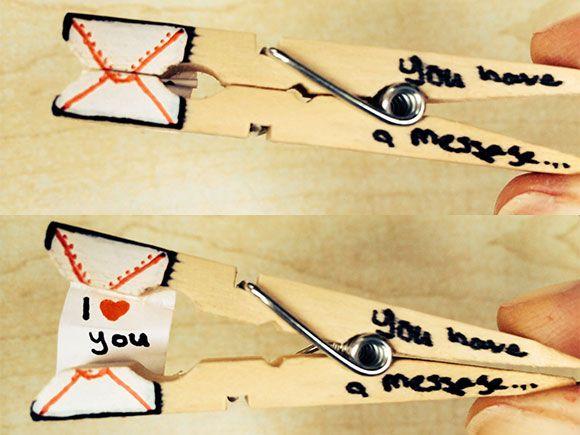 valentijnsdag, valentijn, cadeaus, cadeautje, tips, ideeën, kaartje, berichtje, zelf maken, diy, knutselen, liefde, man, kinderen, peuters, kleuters, baby, hem, vriendje, hartjes, roze, rood, i love you, ik hou van jou, tekst, knijper, briefje, tekenen,