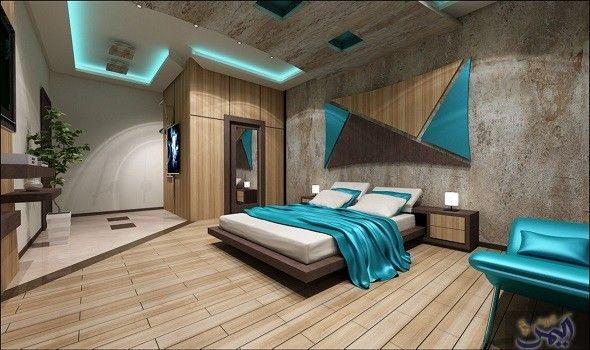 نصائح مبتكرة من أجل تنسيق غرفة نوم مميزة Modern Bedroom Design Wardrobe Design Bedroom Trendy Interior Design