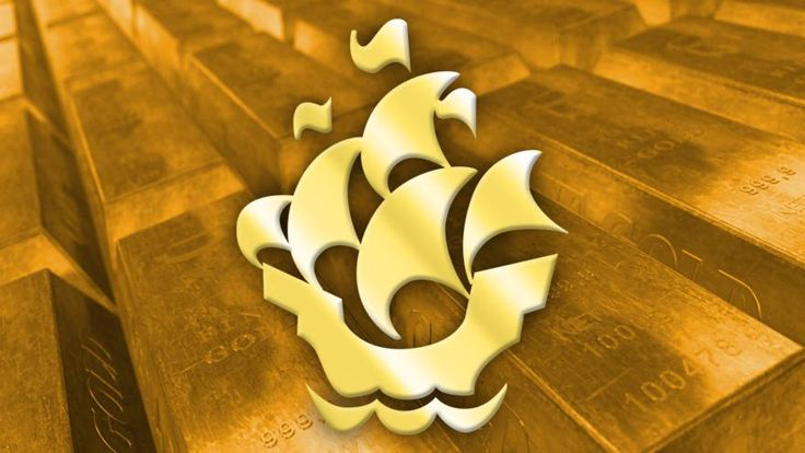 Blue Peter gold badge