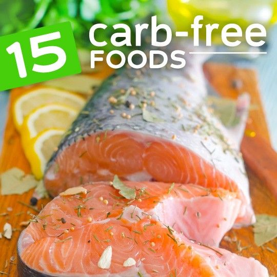Eating low carb means sticking to foods that either contain no carbohydrates, or very few of them. One strategy is to load up on foods that don't contain any carbs, which frees up space to have other carbohydrates in the form of vegetables. The one thing to remember is that foods without carbs...