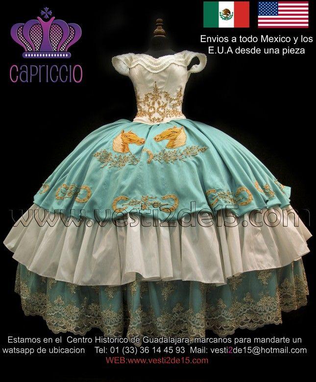 4ea2eaf5a Galeria 4 Charreria - Capriccio