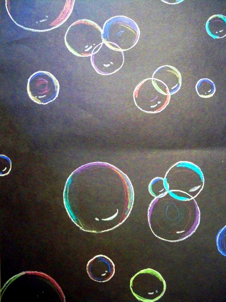 The Lost Sock: Blow Te importa ... o estalló su burbuja ... o simplemente soplar burbujas!