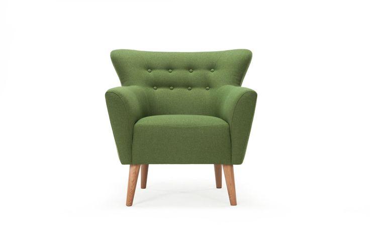 Ellen, chair, Liby Sage Green