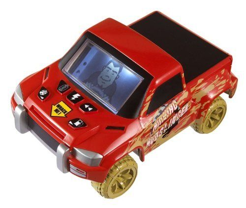hot wheels maniacs truck by mattel 3800 also features games like bee