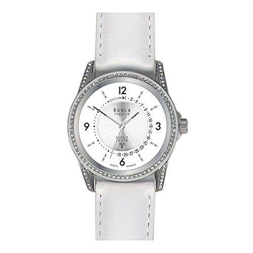 Garde' Uhren aus Ruhla Funkuhr Damenuhr mit Saphirglas FU 95-101 Datum - http://uhr.haus/ruhla-5/garde-uhren-aus-ruhla-funkuhr-damenuhr-mit-fu-95