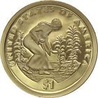 2009 S Native American Sacagawea Dollar Gem Deep Cameo Proof US Coin