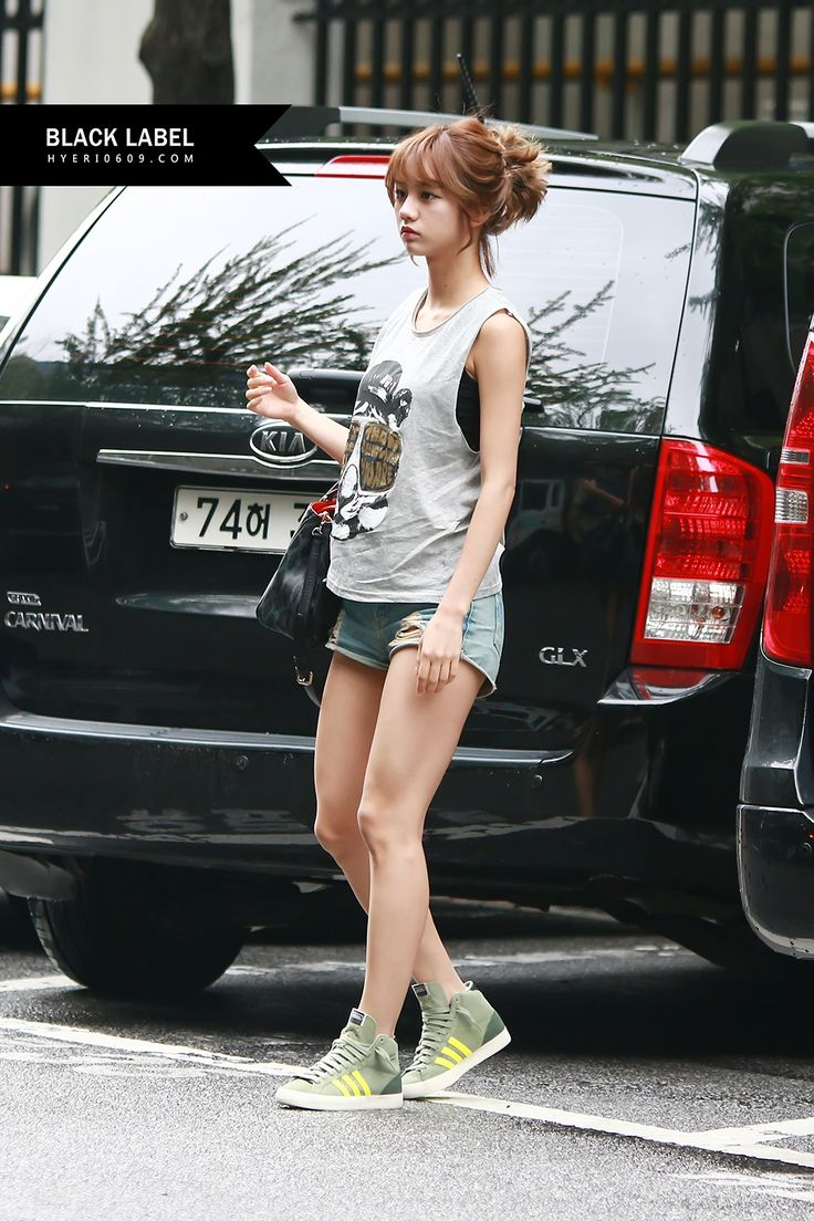 I like this style so much! HyeRi