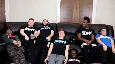 SDMN trash