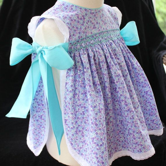 Linny\'s Pinafore PDF Pattern NB-4 Mommy\'s by MommysApronStrings ...