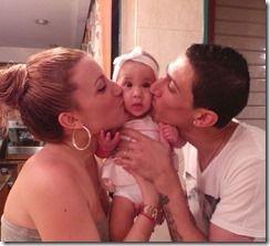 32-year-old Jorgelina Cardoso is the wife of Argentine pro footballer Angel Di Maria. Jorgita