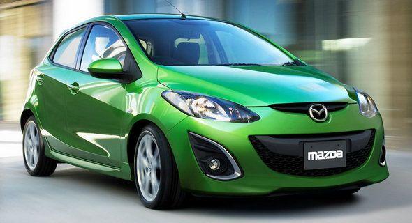 Mobil Mazda 2 | Mazda 2