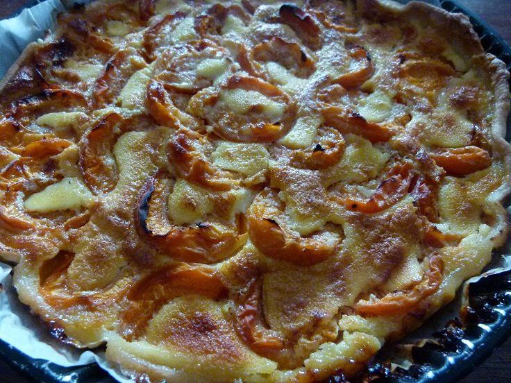 Tarte abricots 001