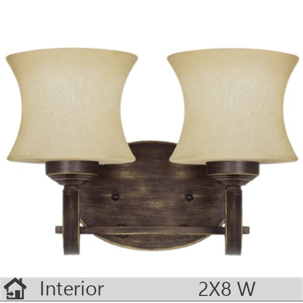 Aplica iluminat decorativ interior Klausen, gama Calipso, model AP2 http://www.etbm.ro/aplica-iluminat-decorativ-interior-klausen-gama-calipso-model-ap2