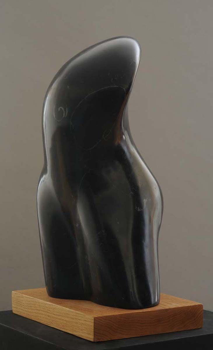 """Contemporary Sculpture - """"Tendu"""" (Original Art from Lilian R. Engel)"""