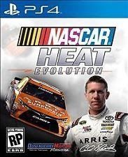 NASCAR Heat Evolution (Sony PlayStation 4 2016)