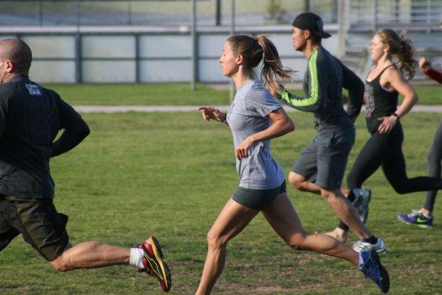 Brian MacKenzie's 12-Week CrossFit Endurance Advanced Training Program. #running