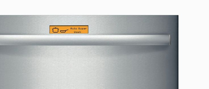 Bosch SHX98M09UC 24-in. Built-In Stainless Steel Dishwasher Review - Reviewed.com Dishwashers
