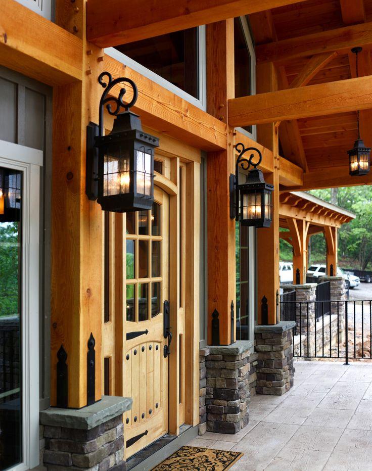 Best 25+ Timber frame homes ideas on Pinterest | Timber ...