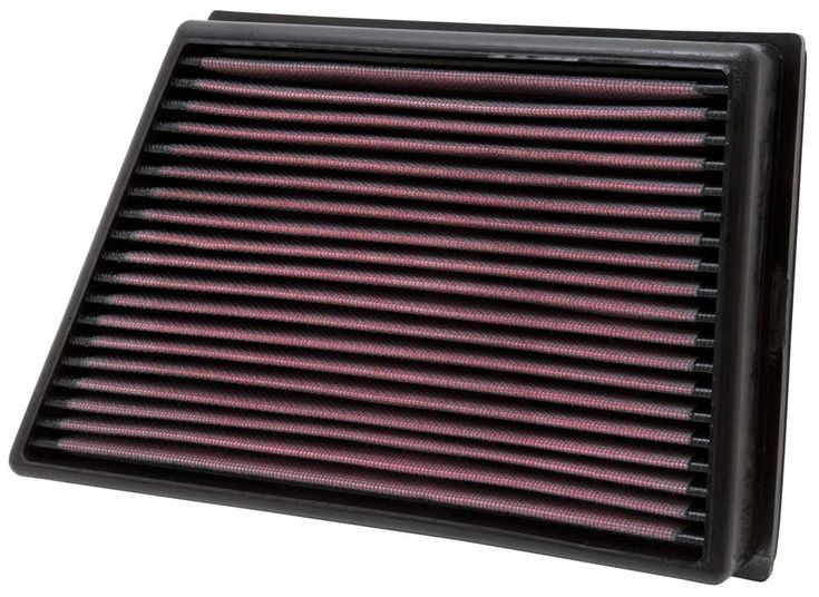 2011, 2012 & 2013 Land Rover Range Rover Evoque & Freelander's Million Mile Performance Air Filter #knfilters