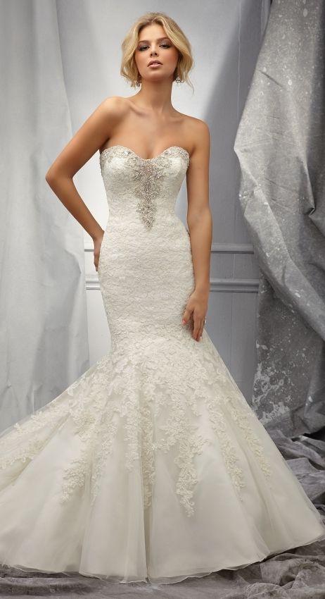 designer mori lee style 1311 size 10 color ivory retail price wedding dress