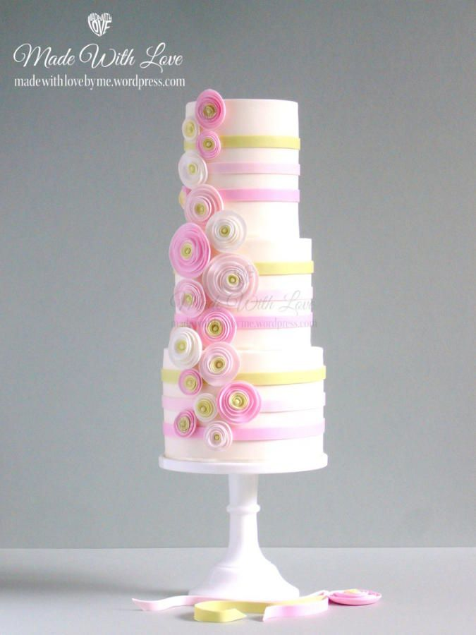 Pretty Pastels Cake