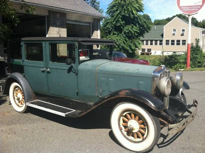 1929 Franklin 135 Sedan for sale | Hemmings Motor News
