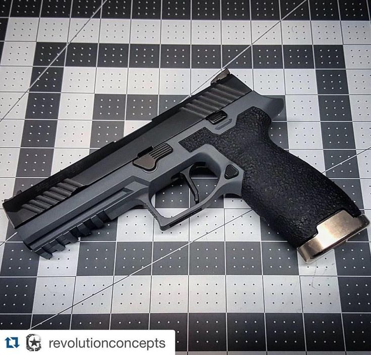 "6,969 Likes, 69 Comments - William H. (@weaponsdaily) on Instagram: ""P320. PC: @RevolutionConcepts"""
