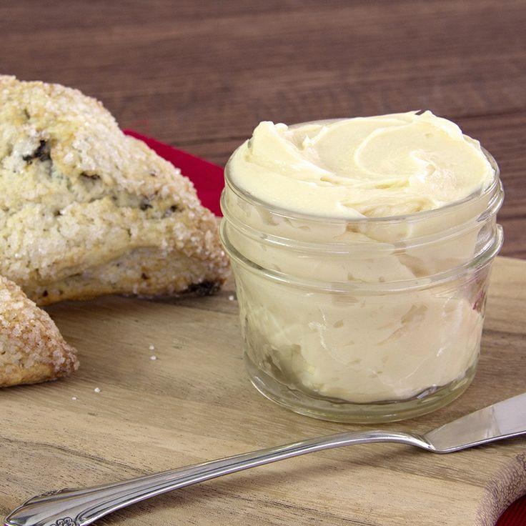 Vanilla Butter.