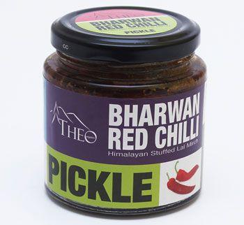 pickle-bharwan-red-chilli