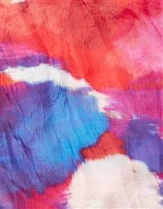 MULTI-Art House Print Scarf