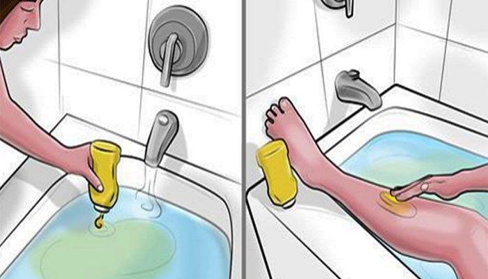 Propiedades de la mostaza. La gente se está bañando con mostaza y esta es la razón.Esta técnica de bañarse con mostaza está dando mucho que hablar pues la..