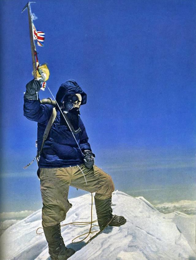 Who are the 5 Greatest Mount Everest Climbers?: Tenzing Norgay: Sherpa to the Top of the World