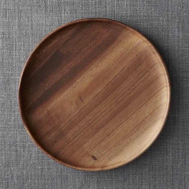 "http://www.crateandbarrel.com/tondo-12-round-platter/s535141 Tondo 12"" Round Platter"