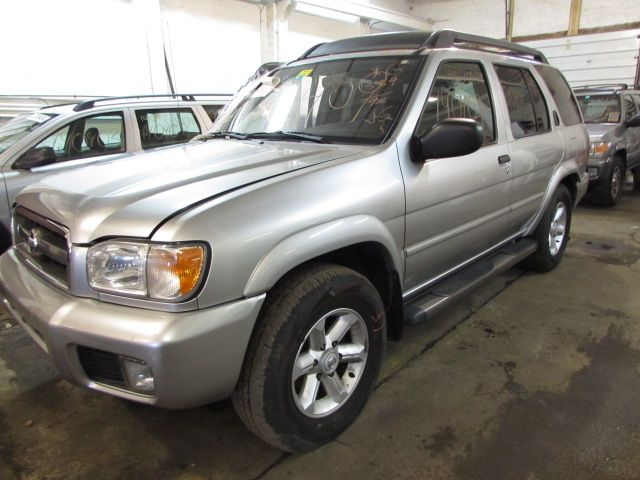 Parting out 2003 Nissan Pathfinder – Stock # 140409