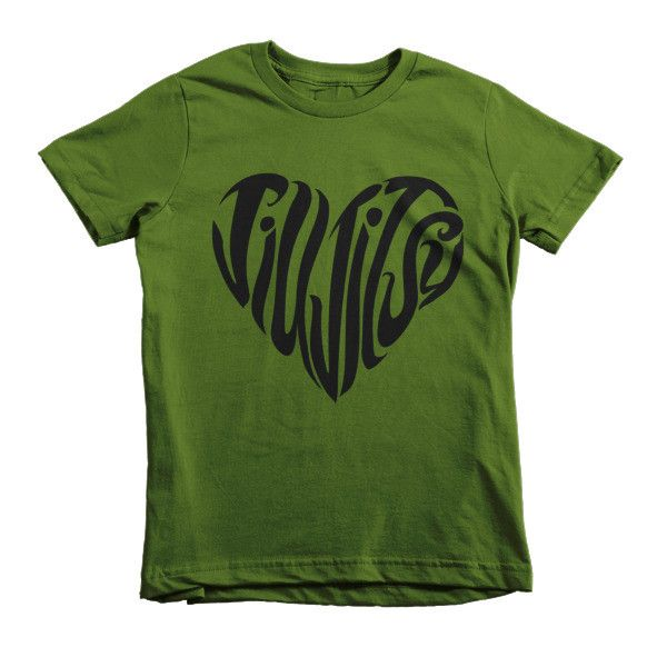 This is our kids Jiu Jitsu Heart t-shirt; a version of American Apparel's most popular adult BJJ t-shirt. It features durable ribbed neckband and a double-needle bottom hem and sleeves. • 100% jersey