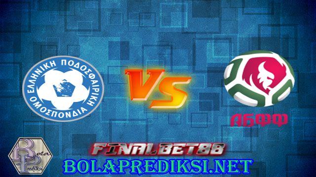 Prediksi Yunani vs Belarusia 10 November 2016