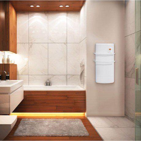 Sèche-serviettes électrique soufflerie rayonnement AIRELEC Oceade 500+800W  Towel/space heater 200 euro min price