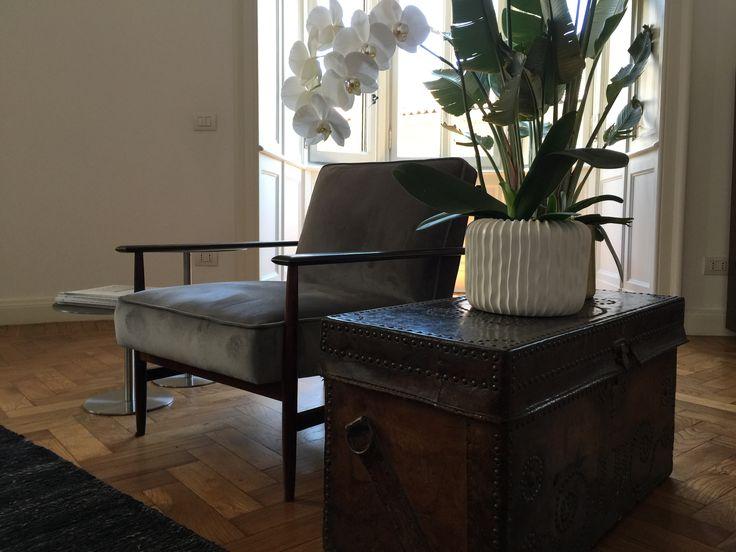 Gaia Poltrona Vintage, Gaia Vintage Armchair, Fauteuil Gaia Vintage, Design by Monica Freitas Geronimi