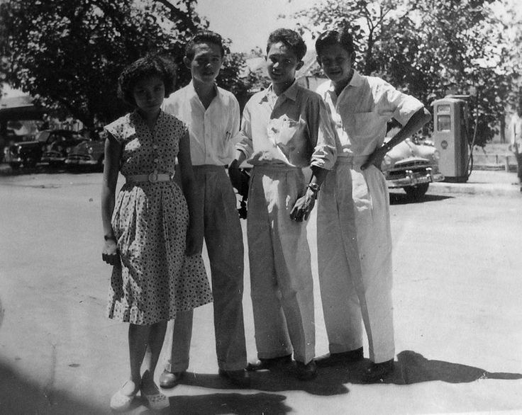 Jakarta in the 50's : Photo