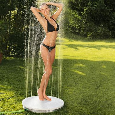 Garden Shower-This would be great for rinsing off after you get out of the pool