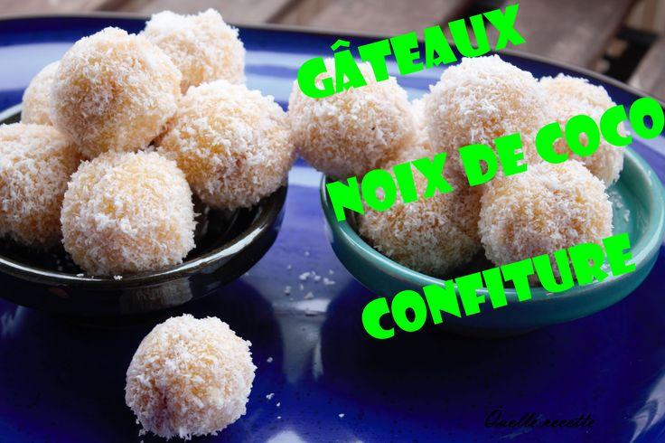 Petits gâteaux à la noix de coco Quelle-Recette Episode 21