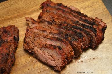Marinated Sirloin Flap Steak Recipe: Sirloin Flap Steak