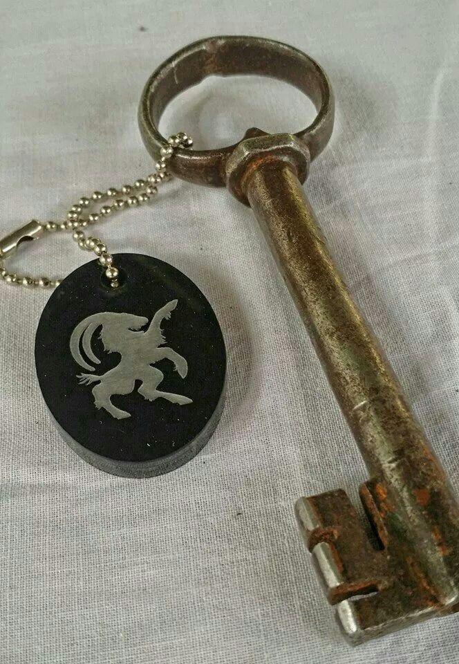 Hälsingebocken Key holder / TinterovaDesign / Hälsingebocken Brand Store