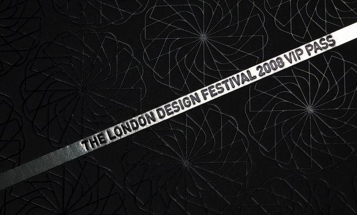 London Design Festival  VIP Pass