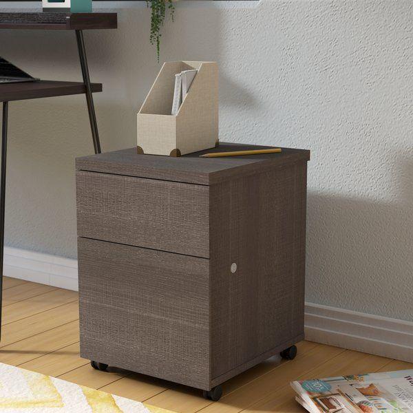 Schaper 1 Drawer Mobile Vertical Filing Cabinet Filing Cabinet Cabinet Drawers