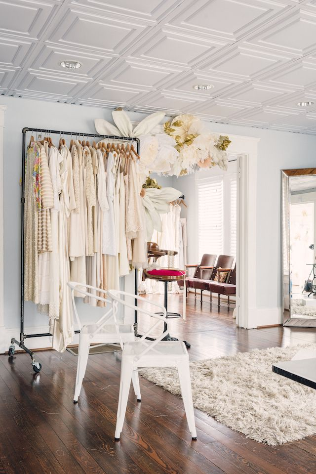 Fashion boutique for wedding