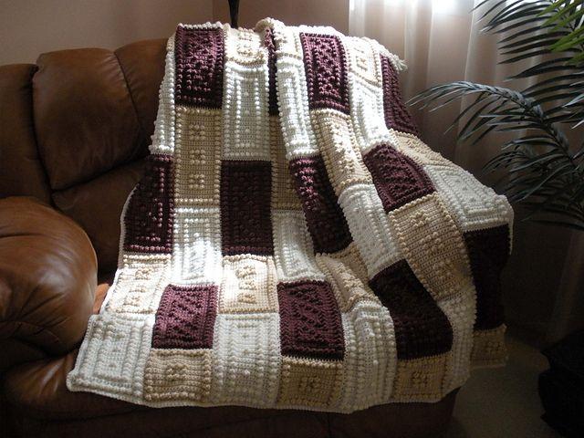 Single Crochet Baby Blanket