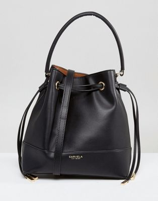 Carvela Phoebe Drawsting Bucket Bag