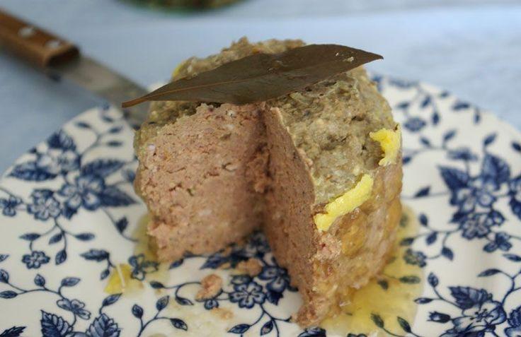 Pâté de foie de volaille de mon papa - Recette de Cuisine ~ Mademoiselle Cuisine…